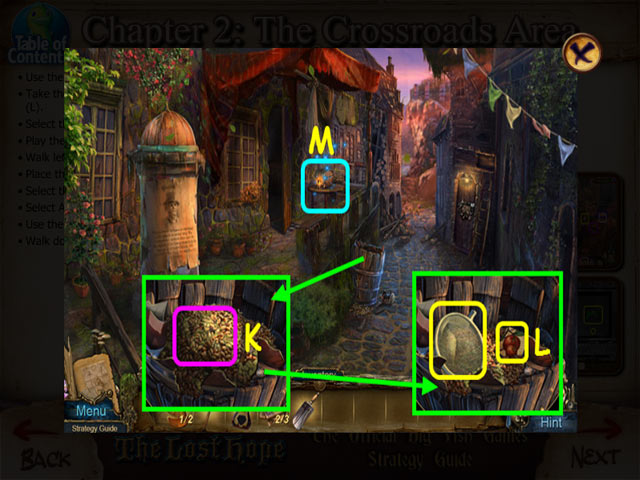 Game screenshot 2 Mystery Tales: The Lost Hope Strategy Guide