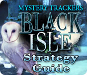 Mystery Trackers: Black Isle Strategy Guide