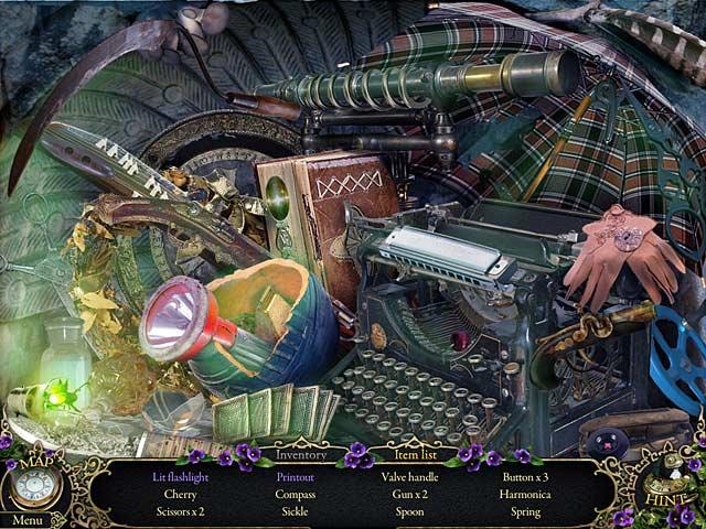 Mystery Trackers: Black Isle Screenshot