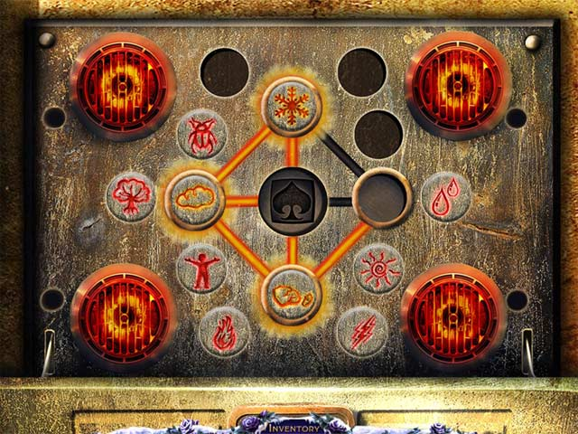 Game screenshot 3 Mystery Trackers: Four Aces Collector's Edition
