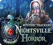 Mystery Trackers: Nightsville Horror Walkthrough