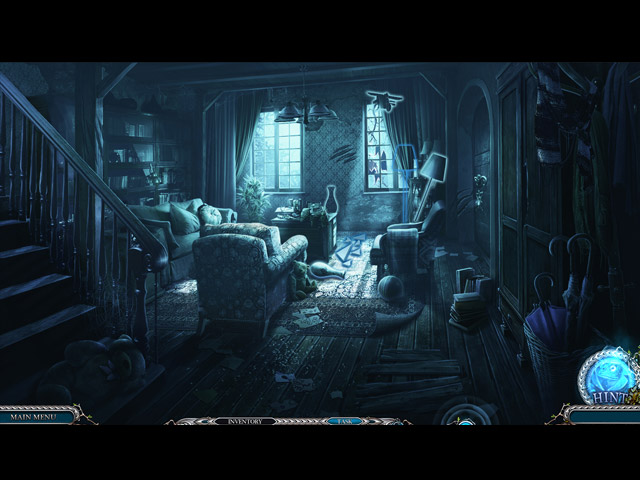 Game screenshot 1 Mystery Trackers: Nightsville Horror