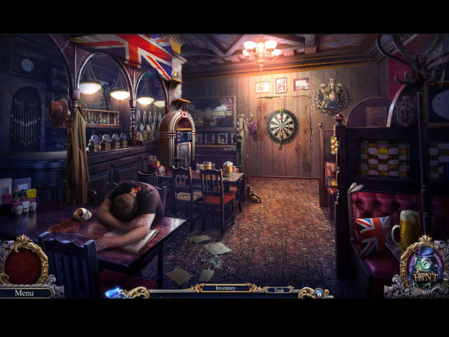 Game screenshot 1 Mystery Trackers: Paxton Creek Avenger