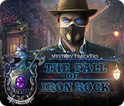 Mystery Trackers: The Fall of Iron Rock Walkthrough