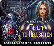 Mystery Trackers 11: Train to Hellswich Collector's Edition Mac Game
