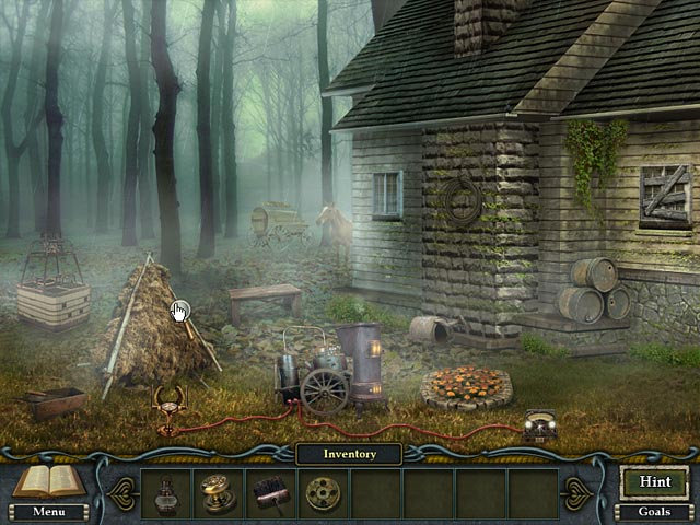 Game screenshot 3 Mystic Diary: Haunted Island