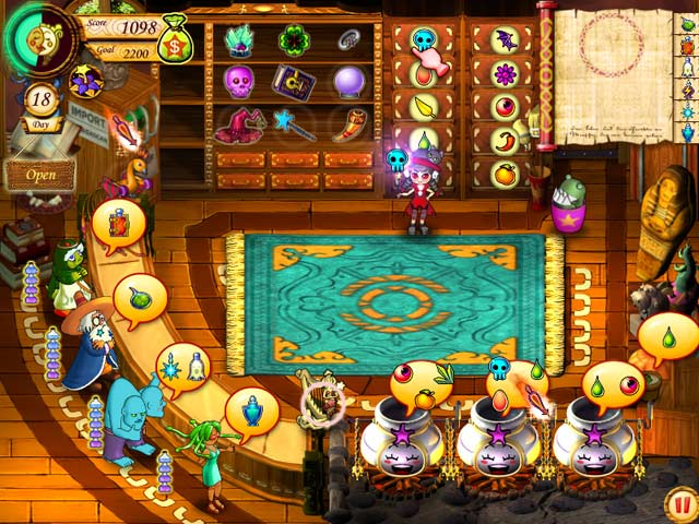 Game screenshot 1 Mystic Emporium