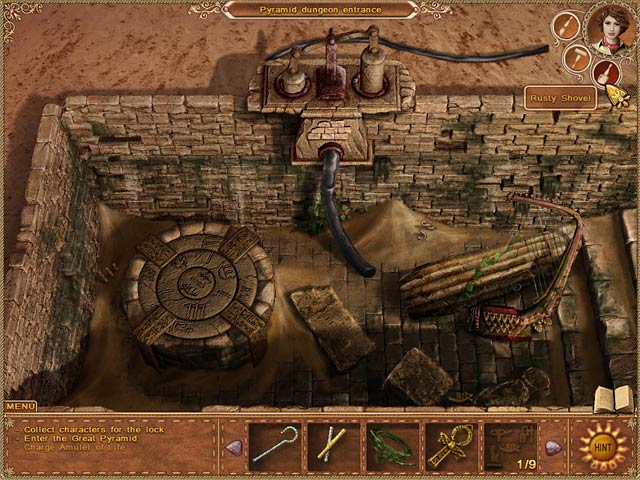 Mystic Gateways: The Celestial Quest Screenshot-1
