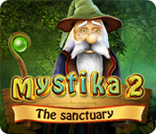 Feature screenshot game Mystika 2: The Sanctuary