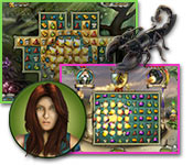 free download Mystika 3: Awakening of the Dragons game