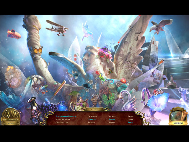 Game screenshot 1 Mythic Wonders: The Philosopher's Stone Collector's Edition