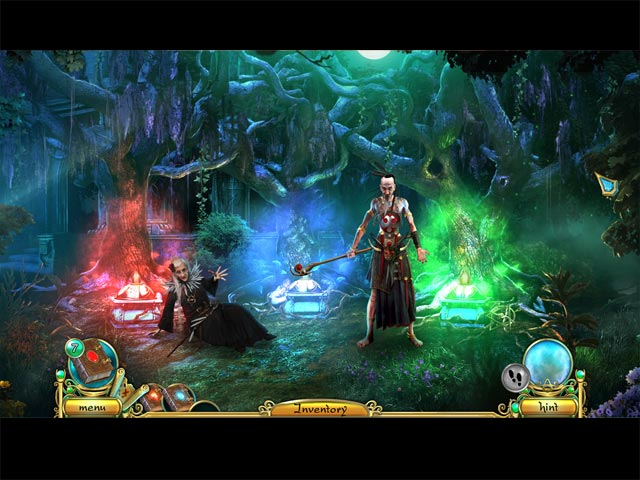 Game screenshot 1 Myths of Orion: Light from the North
