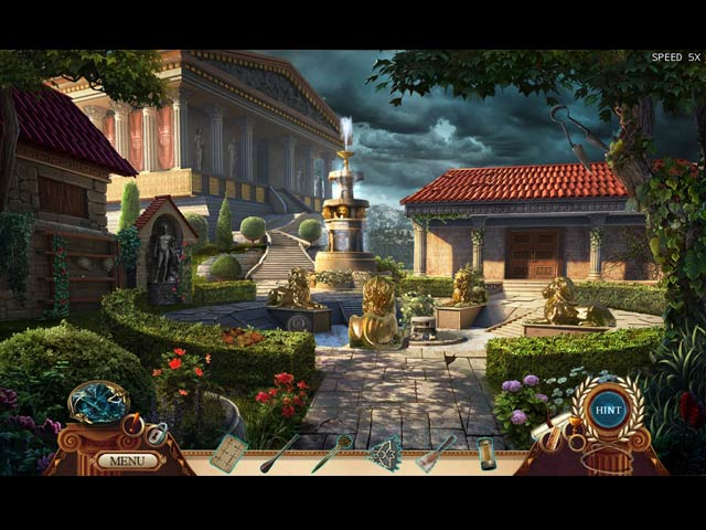 Myths of the World: Fire of Olympus - Screenshot 2