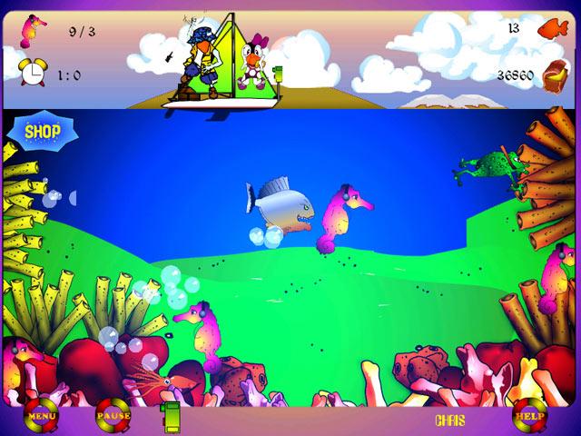 Game screenshot 2 Nab-n-Grab