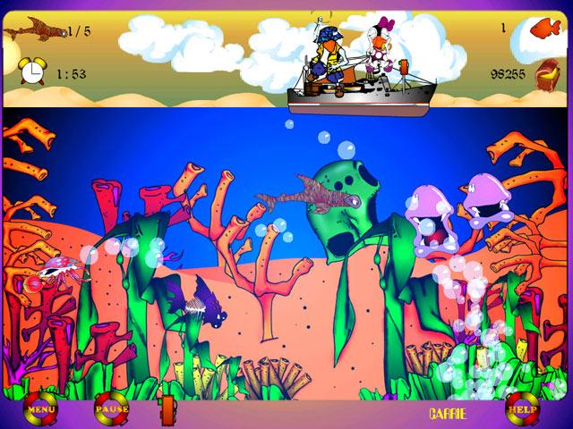 Game screenshot 3 Nab-n-Grab