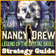 Nancy Drew: Legend of the Crystal Skull - Strategy Guide