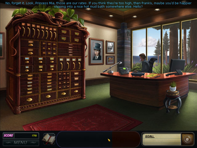 Game screenshot 3 Nancy Drew Dossier: Resorting to Danger