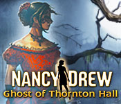 Feature screenshot game Nancy Drew: Ghost of Thornton Hall