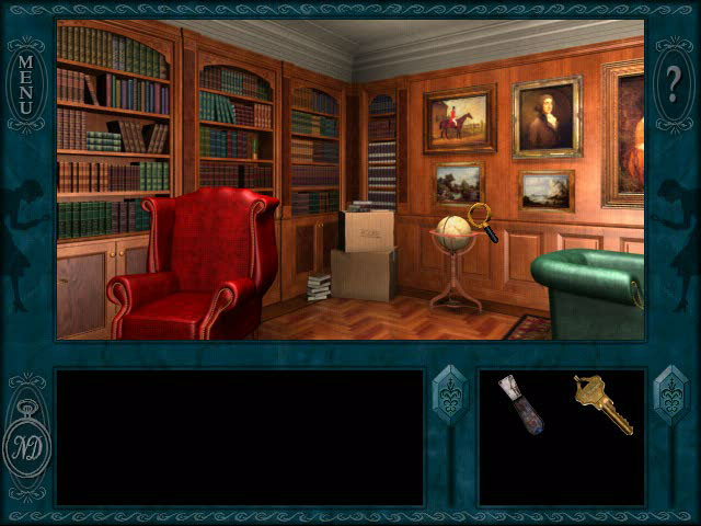 Game screenshot 3 Nancy Drew: Message in a Haunted Mansion