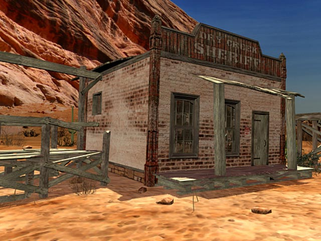 Game screenshot 1 Nancy Drew: Secret of Shadow Ranch