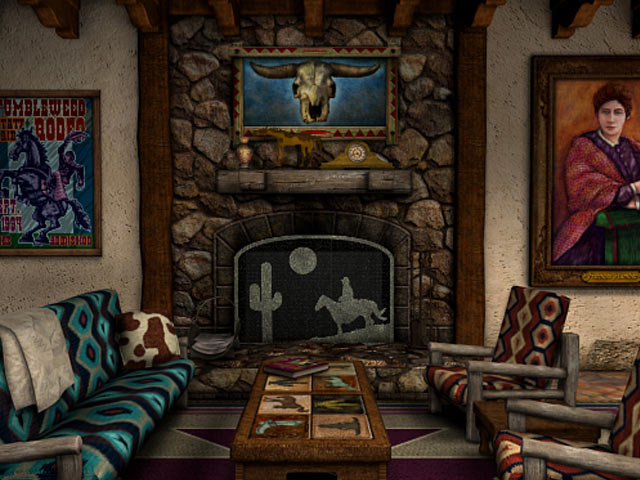 Game screenshot 3 Nancy Drew: Secret of Shadow Ranch