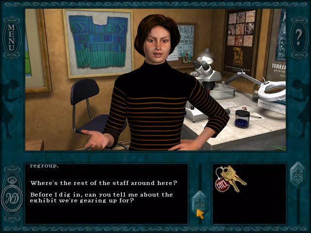 Video for Nancy Drew: Secret of the Scarlet Hand