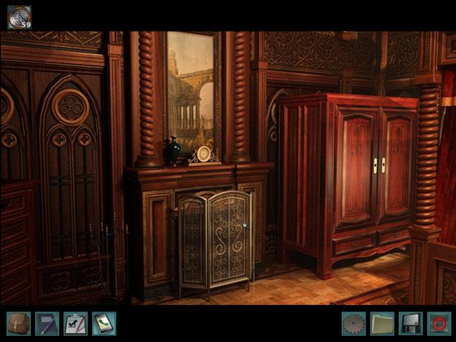 Game screenshot 2 Nancy Drew: The Captive Curse