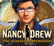 Feature screenshot game Nancy Drew: The Shattered Medallion