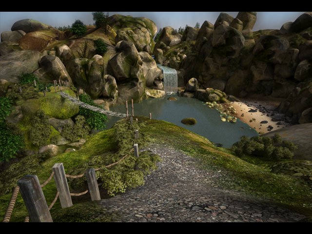 Game screenshot 2 Nancy Drew: The Shattered Medallion