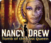 Feature screenshot game Nancy Drew: Tomb of the Lost Queen