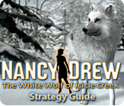 Nancy Drew: The White Wolf of Icicle Creek Strategy Guide