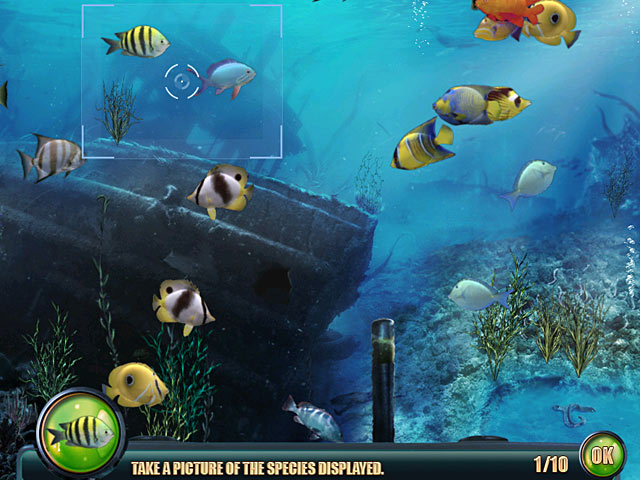 Game screenshot 1 Nat Geo Adventure: Ghost Fleet