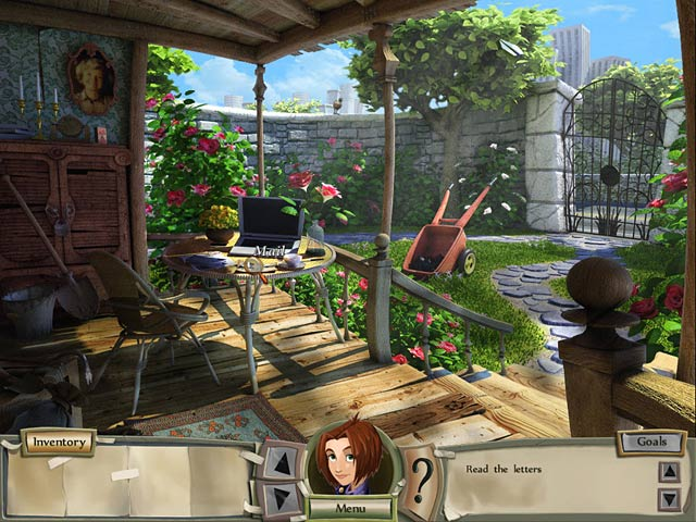Game screenshot 1 Natalie Brooks: Mystery at Hillcrest High