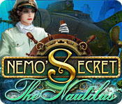 Nemo's Secret: The Nautilus screen