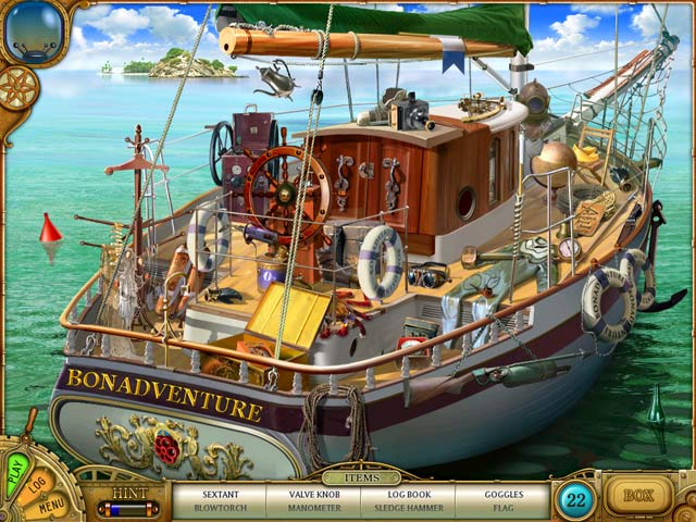 Nemo's Secret: The Nautilus – Mac Screenshot-2