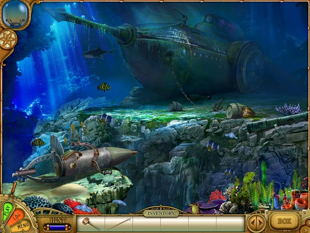 Nemo's Secret: The Nautilus – Mac Screenshot-3