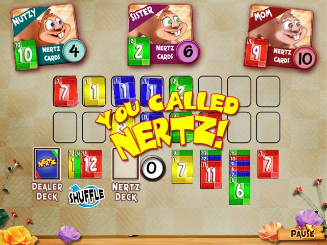 Game screenshot 2 Nertz Solitaire