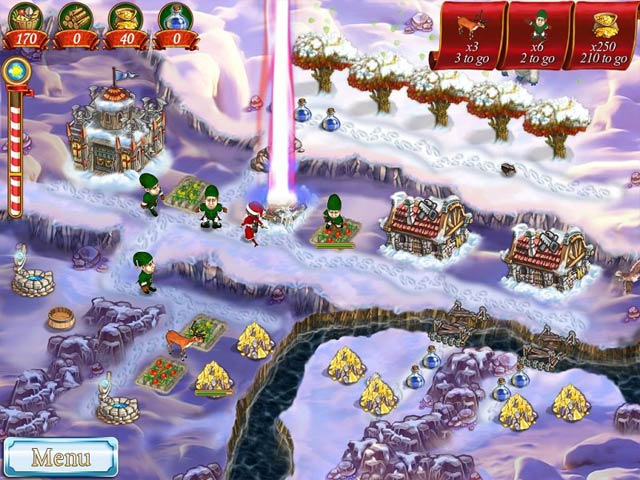 Game screenshot 1 New Yankee in Santa's Service