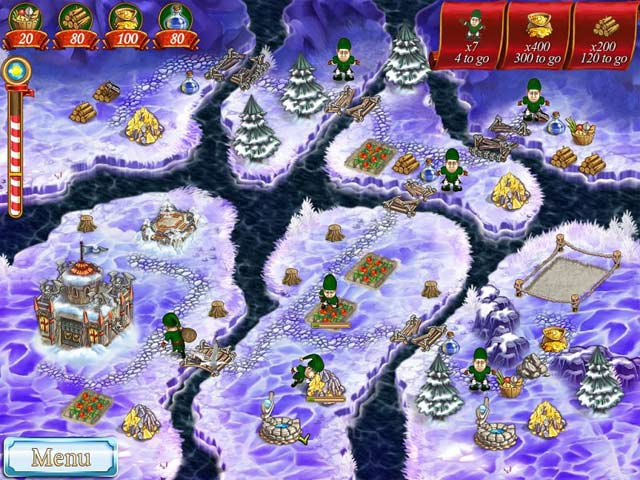Game screenshot 2 New Yankee in Santa's Service