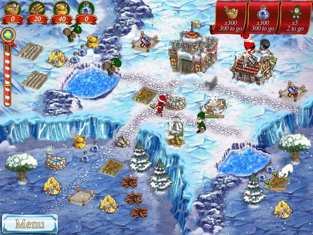 Game screenshot 3 New Yankee in Santa's Service
