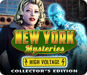New York Mysteries 2: High Voltage Collector's Edition
