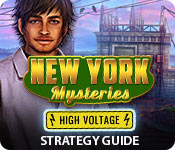 New York Mysteries: High Voltage Strategy Guide
