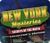 New York Mysteries: Secrets of the Mafia Collector's Edition
