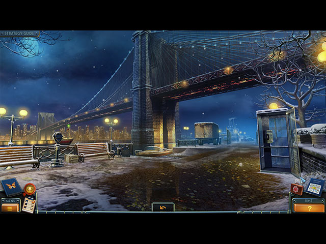 Video for New York Mysteries: Secrets of the Mafia Collector's Edition