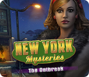 New York Mysteries: The Outbreak Walkthrough