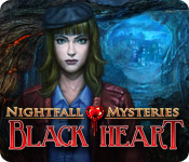 Nightfall Mysteries: Black Heart Walkthrough