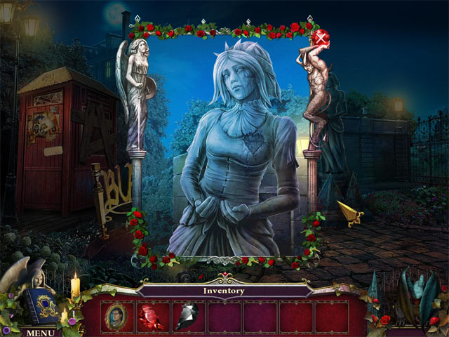 Game screenshot 3 Nightfall Mysteries: Black Heart