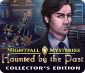 Feature screenshot game Nightfall Mysteries: Haunted by the Past Collector's Edition