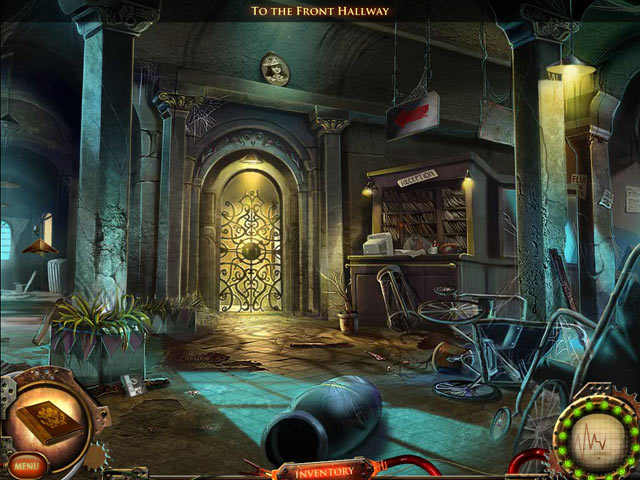 Game screenshot 1 Nightfall Mysteries: Asylum Conspiracy