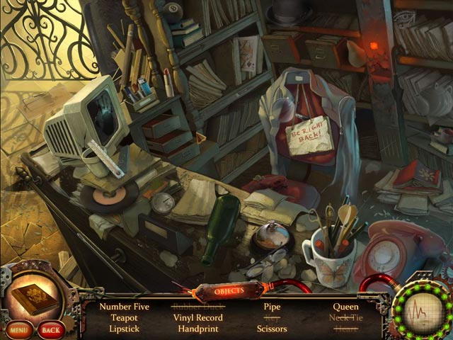 Game screenshot 2 Nightfall Mysteries: Asylum Conspiracy